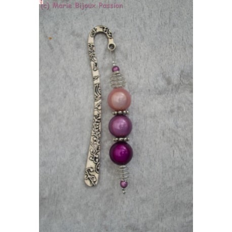 Marque Page Perles magiques